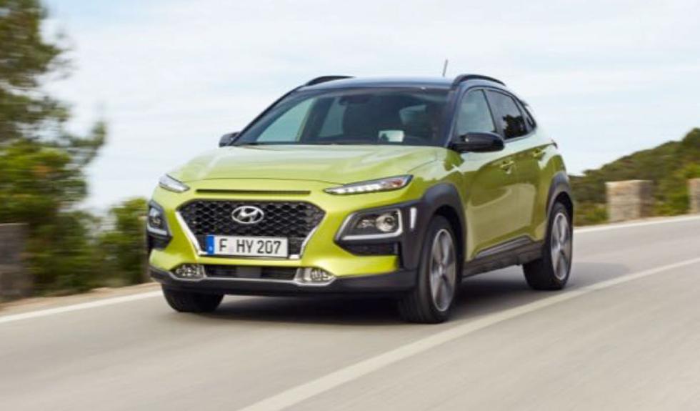 Hyundai Kona, todos los secretos del nuevo SUV de Hyundai