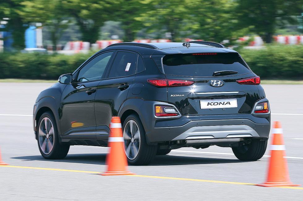 Probamos el Hyundai Kona