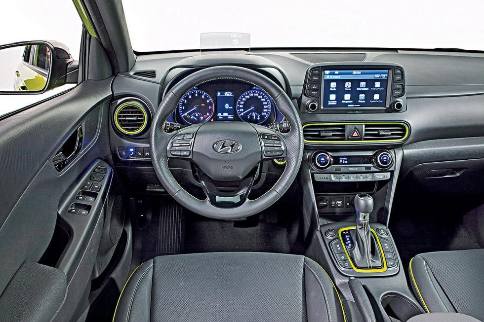 Prueba Del Hyundai Kona Autobild Es