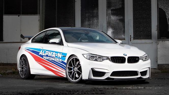 BMW M4 Alpha-N