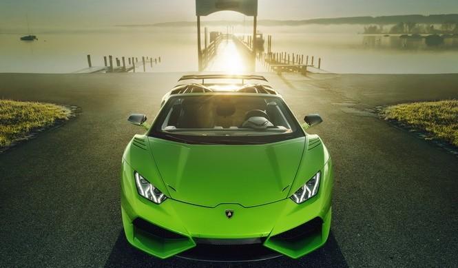 Lamborghini Huracán Novitec N-Largo widebody