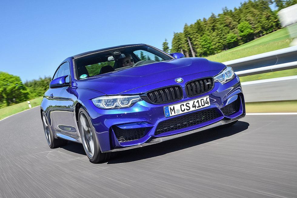 Probamos el nuevo BMW M4 CS
