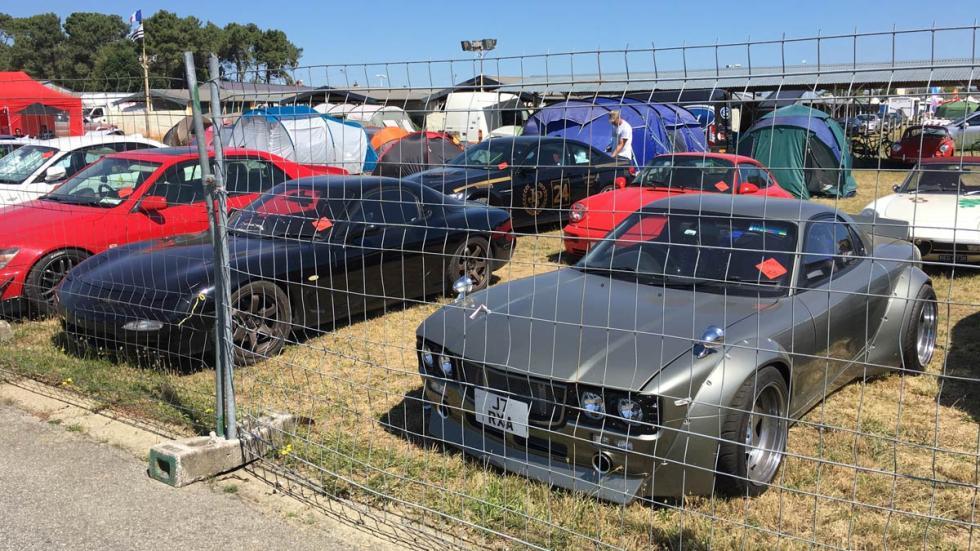 Curiosidades 24h Le Mans 2017 acampada