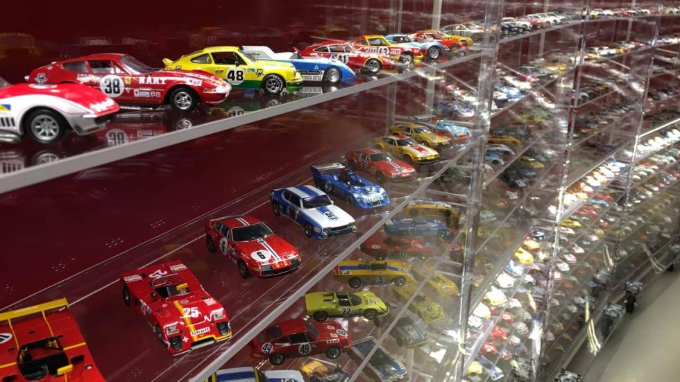Curiosidades 24h Le Mans 2017 miniaturas