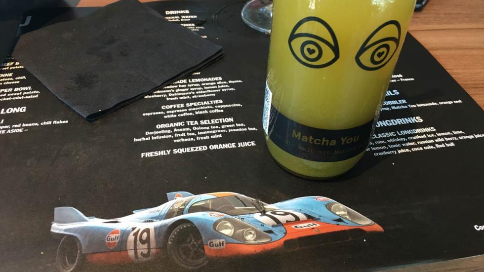 Curiosidades 24h Le Mans 2017 matcha you