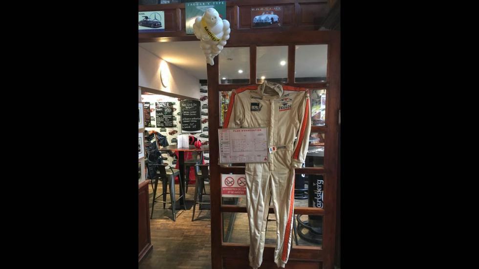 Curiosidades 24h Le Mans 2017 restaurante