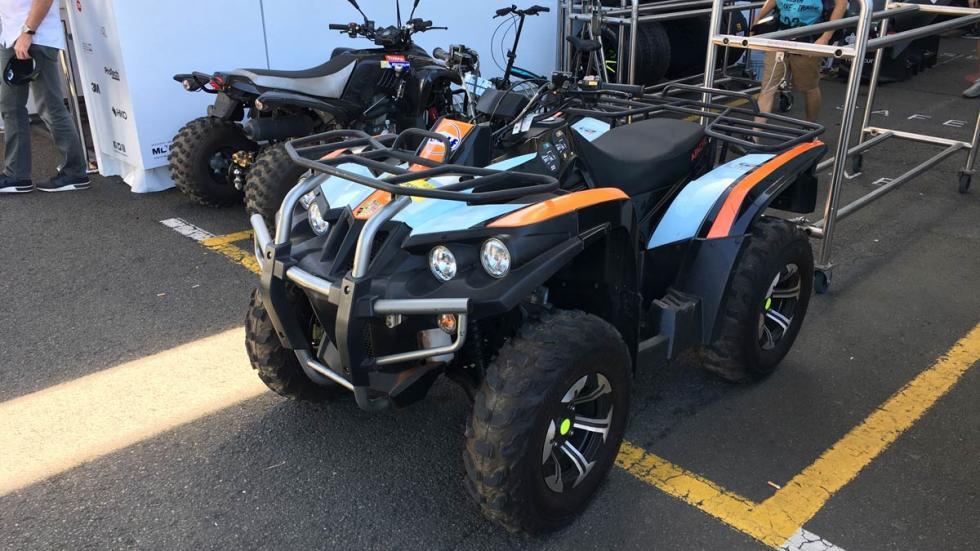 Curiosidades 24h Le Mans 2017 quads