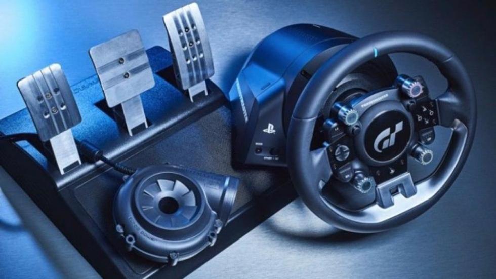 Volante T-GT Gran Turismo Sport