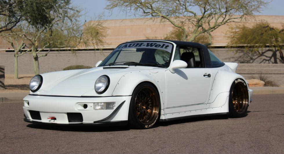 Porsche 911 Targa RWB