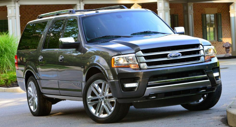 4. Ford Expedition