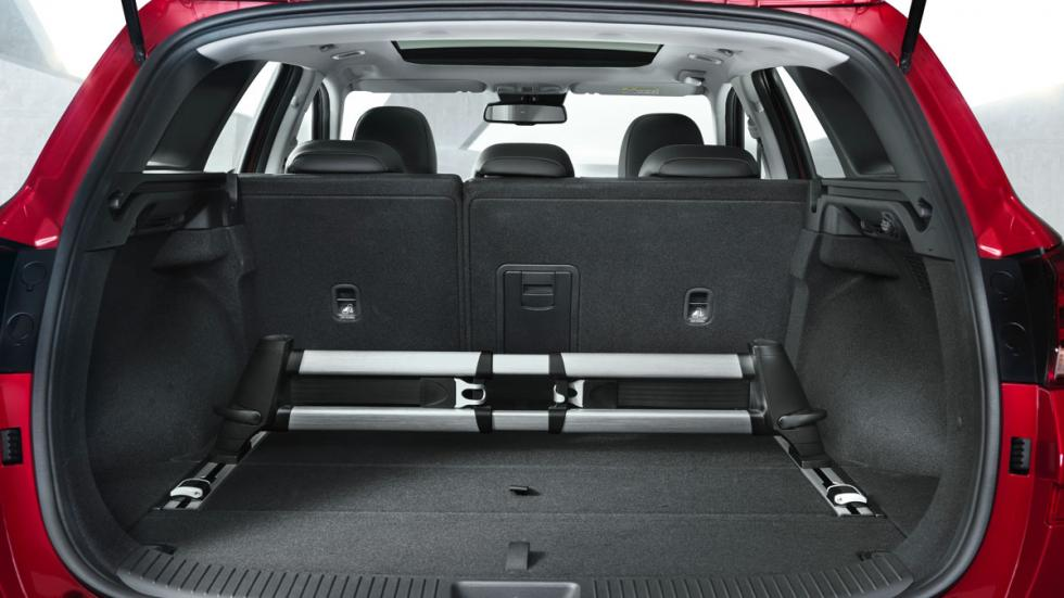 Hyundai i30 Crosswagon maletero
