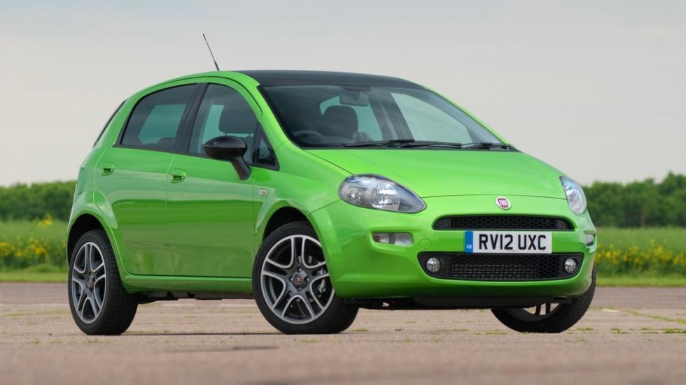 5 rivales Dacia Sandero