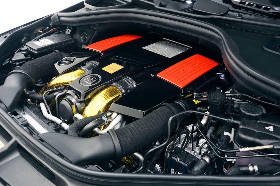 La potencia, una bestialidad: 700 CV y 960 Nm. Solo 4 segundos para pasar de 0 a