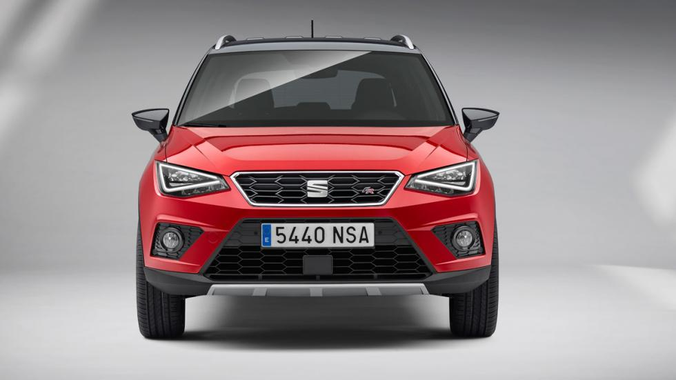 seat arona FR frontal