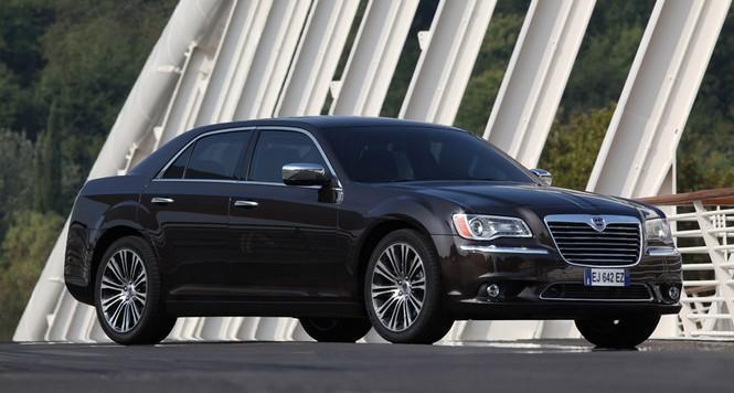 Cinco coches de lujo de marcas generalistas