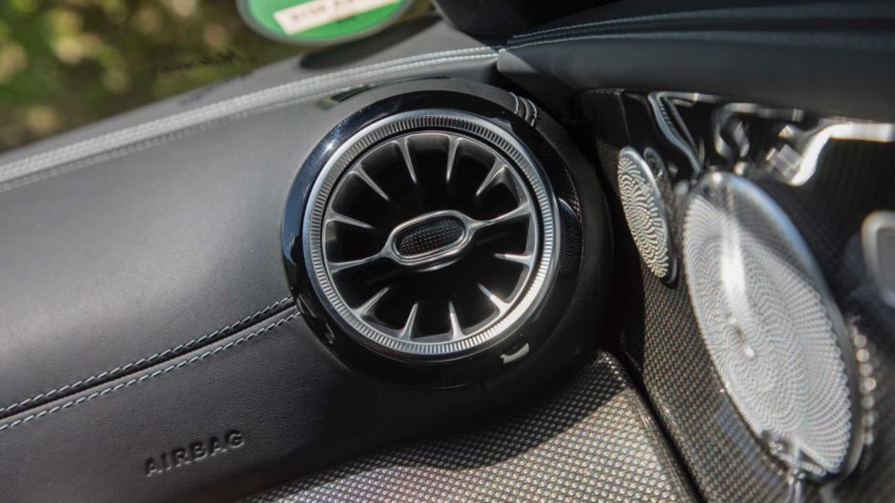 Mercedes Clase E Cabrio 2017 aireadores