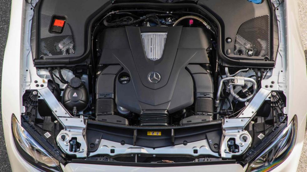 Mercedes Clase E Cabrio 2017 motor