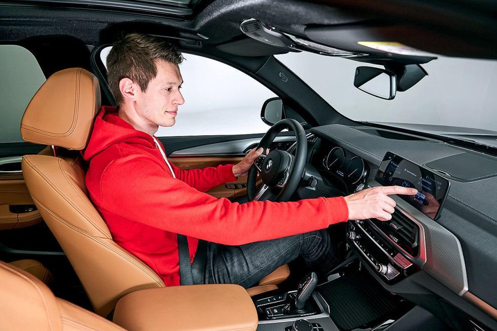 Ya nos hemos subido al BMW X3 2017