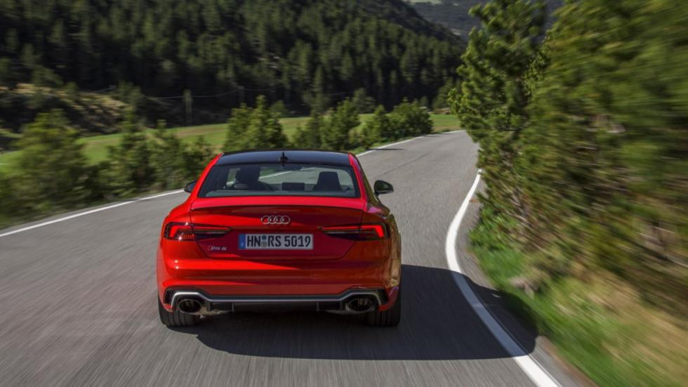 Audi RS 5 Coupe 2017 trasera
