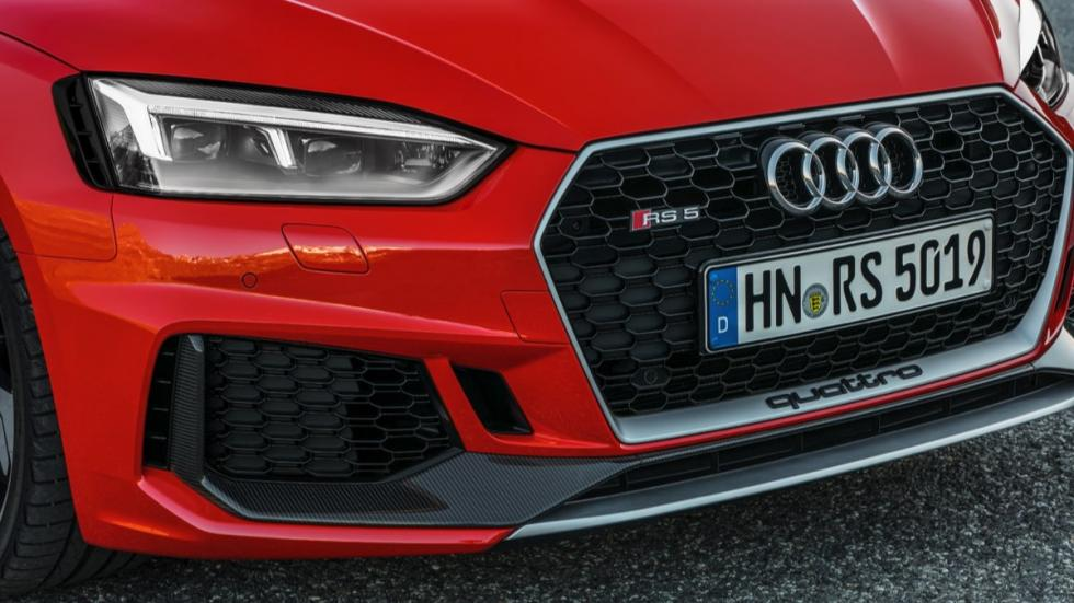 Audi RS 5 Coupe 2017 single frame