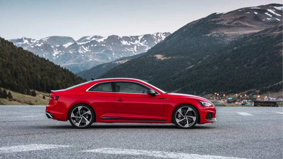 Audi RS 5 Coupe 2017 lateral