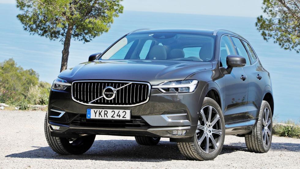 ¿Audi Q5 2017 o Volvo XC60 2017? Volvo XC60