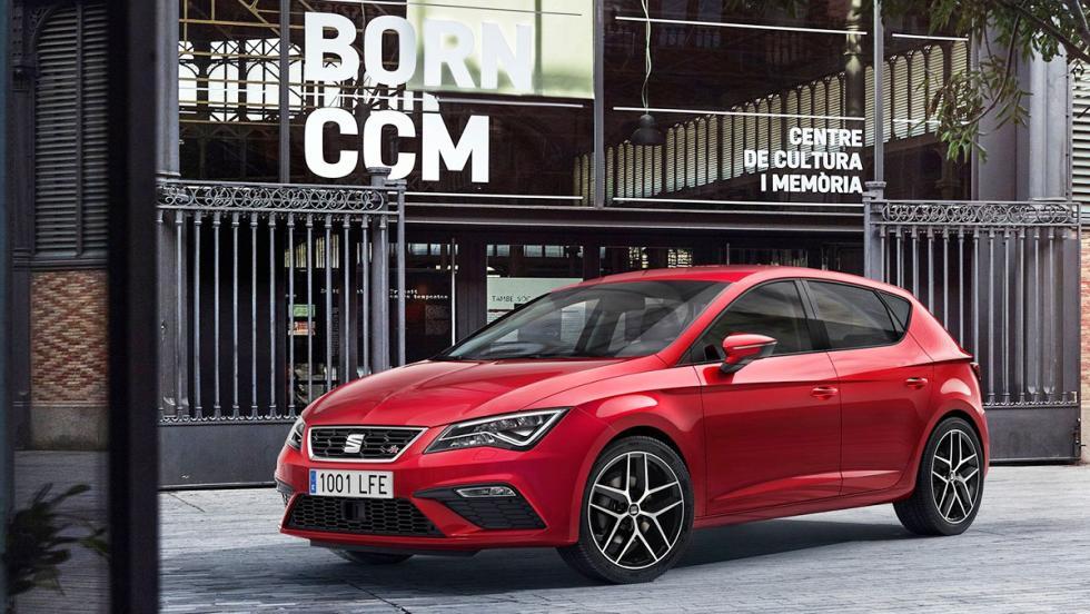 Los mejores compactos en relación calidad-precio - Seat León