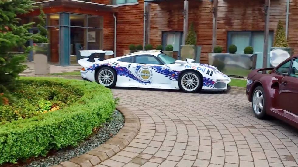 Porsche 911 GT3 frente a 911 R
