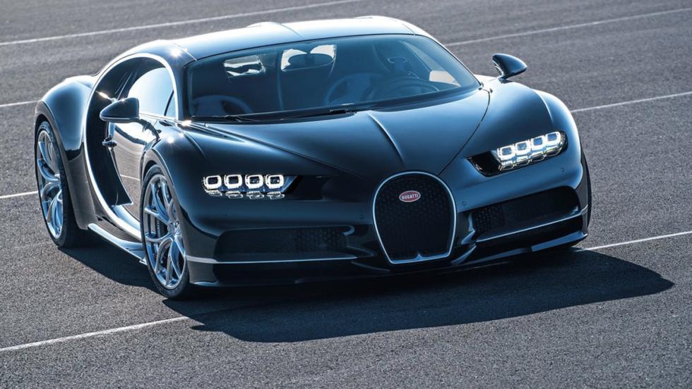 Superdeportivos que deberías conducir antes de morir: Bugatti Chiron (I)