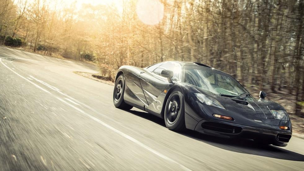 Superdeportivos que deberías conducir antes de morir: McLaren F1 (I)