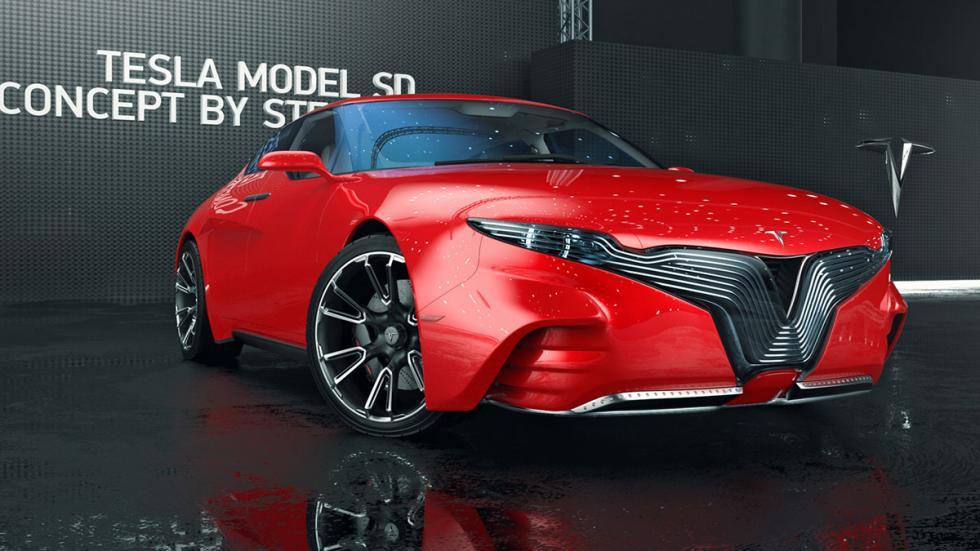 Tesla Model S render (1)