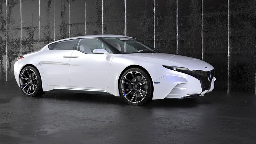 Tesla Model S render (5)