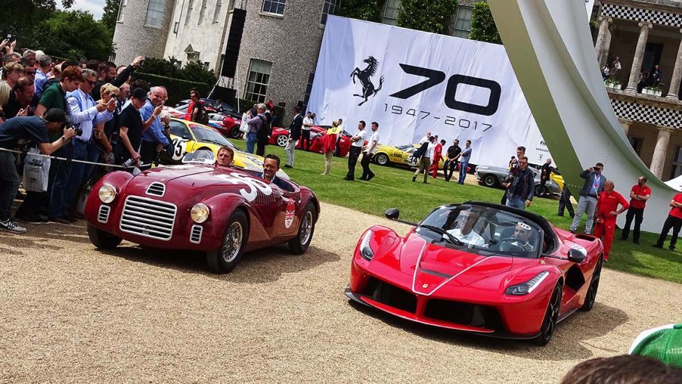 5 razones para ir al Festival de Goodwood el año que viene - Porque se dan cita coches que no se ven todos los días