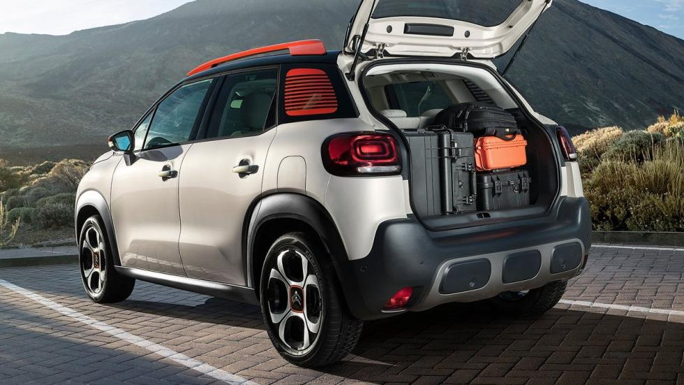 5 virtudes y un defecto del Citroën C3 Aircross