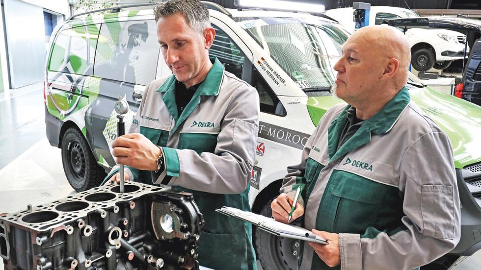 Test 100.000 kms Mercedes Clase V