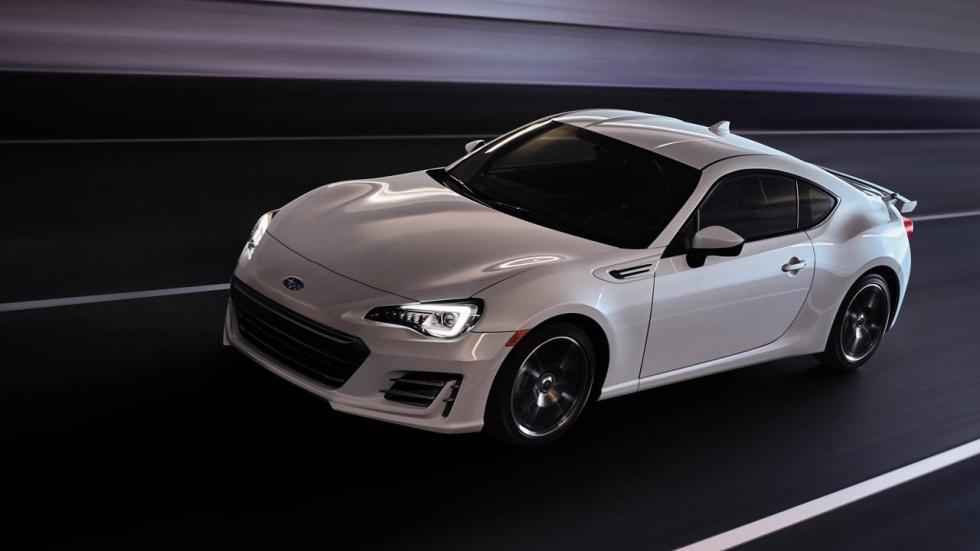 El Subaru BRZ es uno de esos coches que ya no se fabrican.
