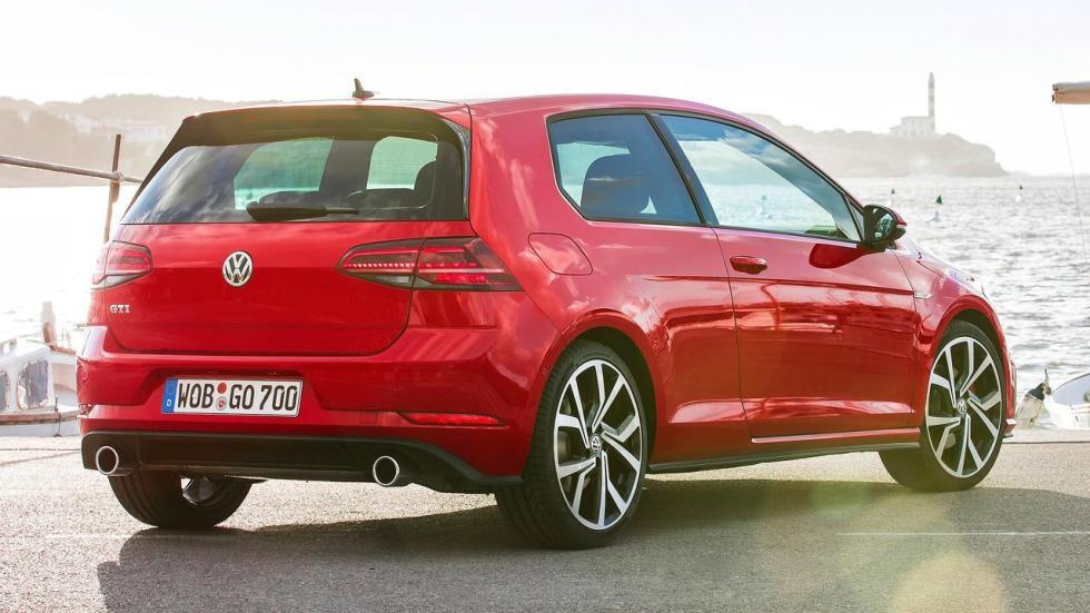 El Volkswagen Gof GTI es el compacto deportivo más emblemático.