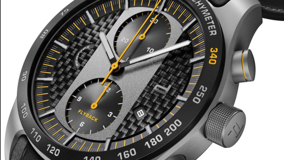 7 detalles que molan del 911 GT2 RS - Tiene su propio reloj exclusivo