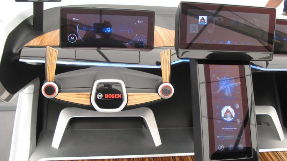 Aquí puedes ver solo una parte de la colección de pantallas de este prototipo