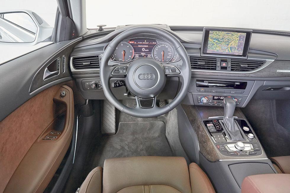 Interior Audi