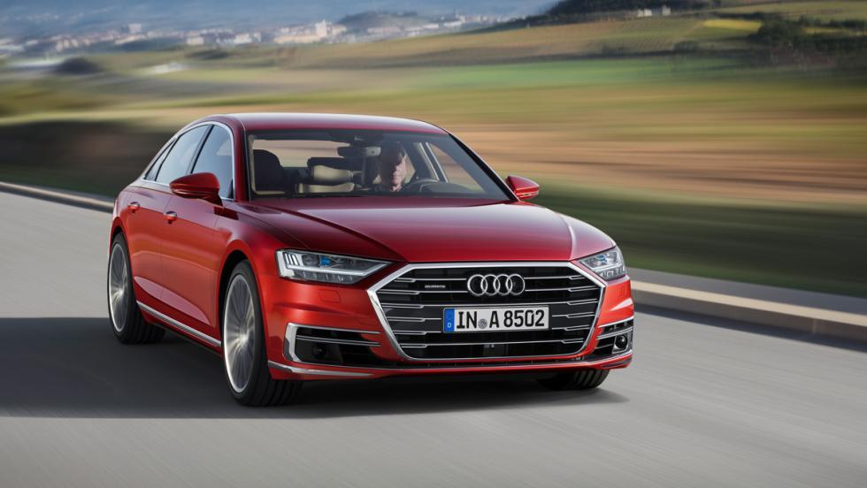 Audi A8 2018 (V)