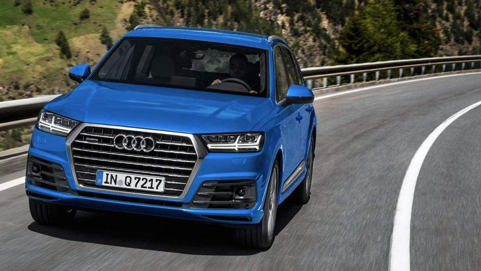 Audi Q7 (I)