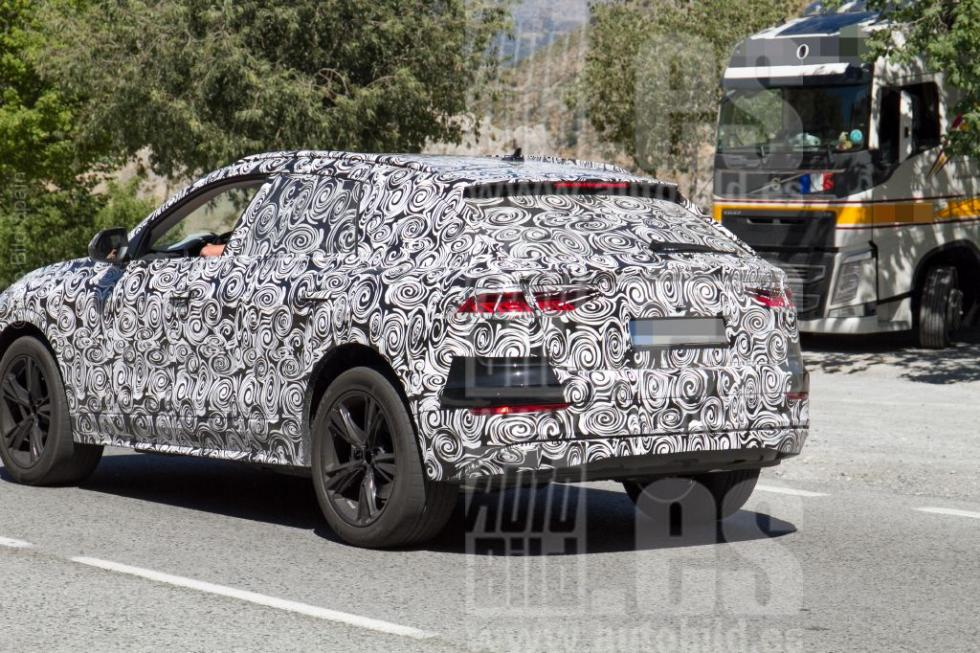Futuro Audi Q8