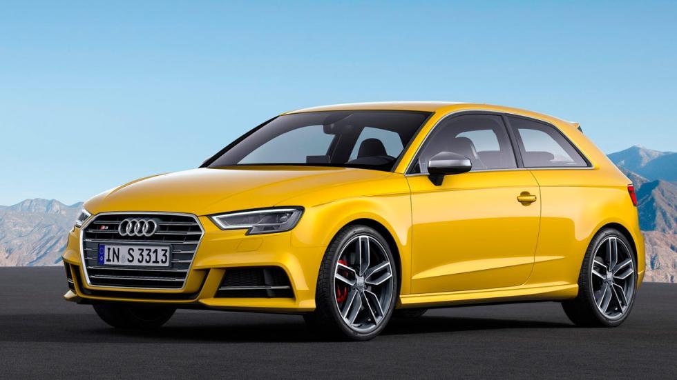 Audi S3 deportivo compacto