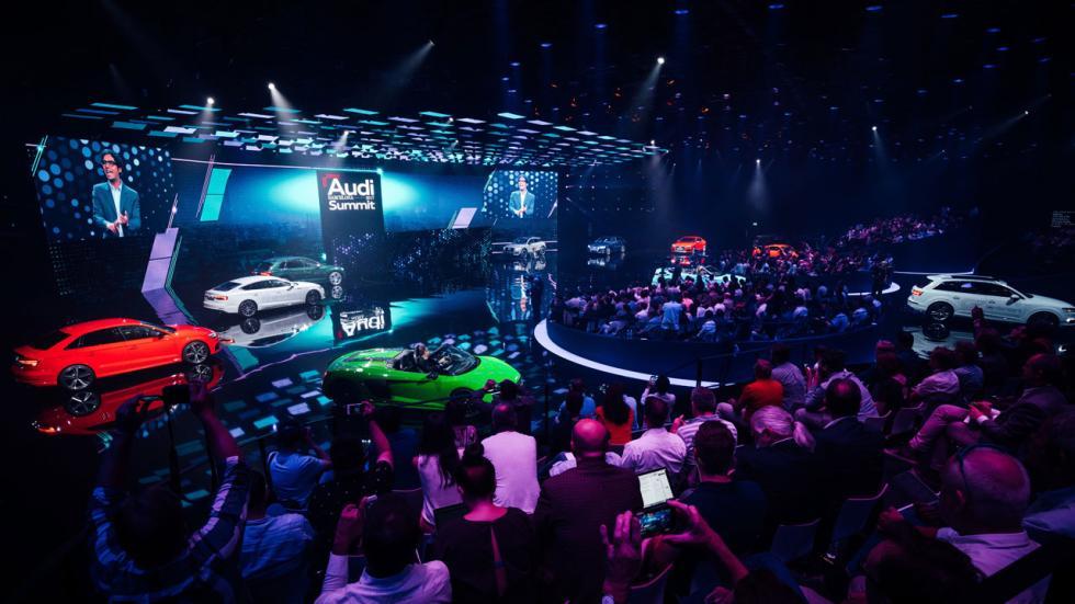 Audi Summit