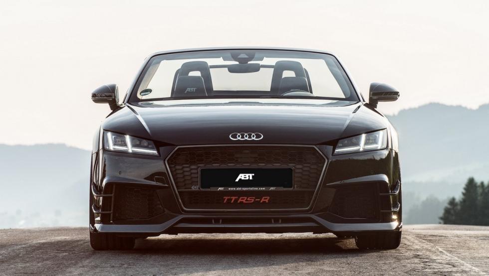 Audi TT RS-R