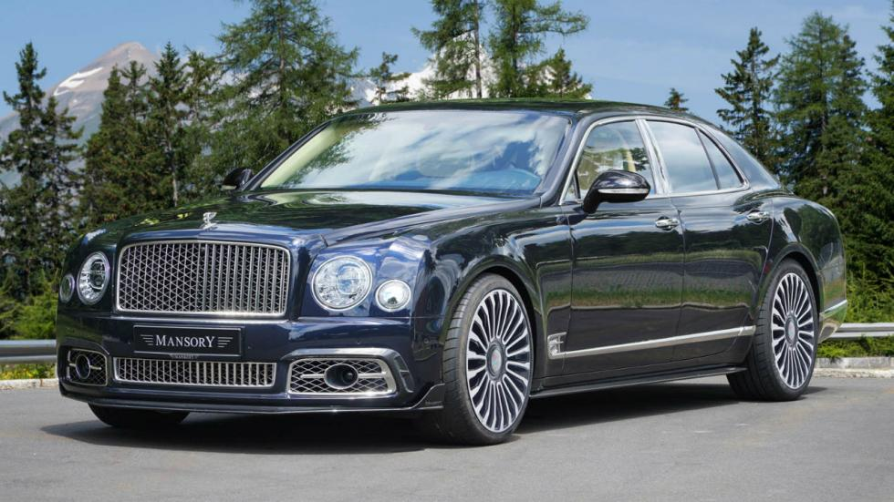 Bentley Mulsanne Mansory