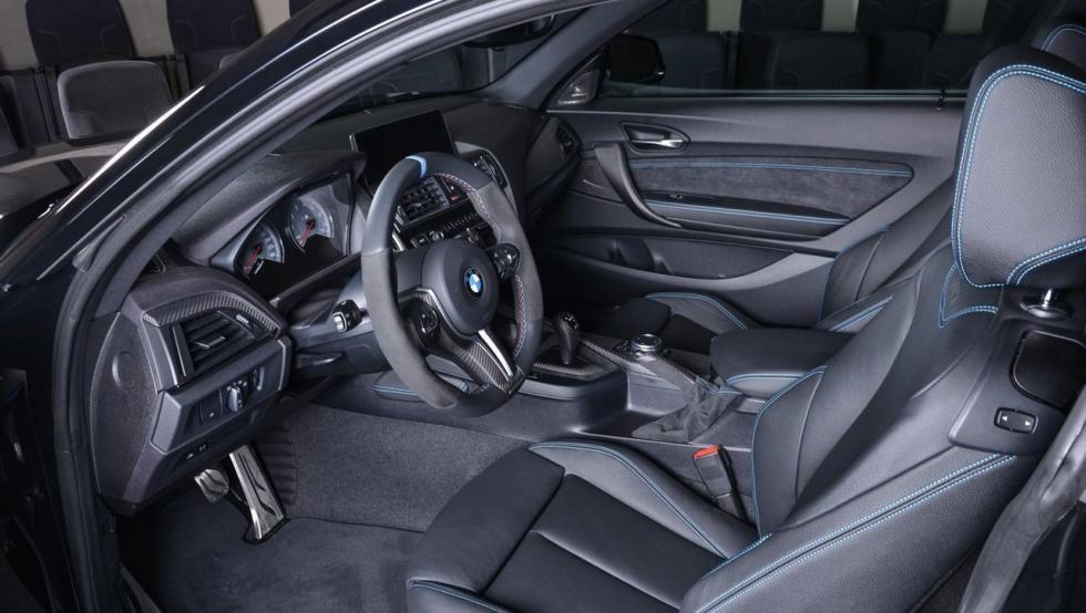 BMW M2 Abu Dhabi