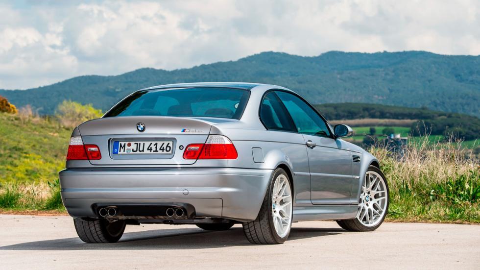 BMW Serie 3 E46 Top Gear sedan coupe touring cabrio m3 csl