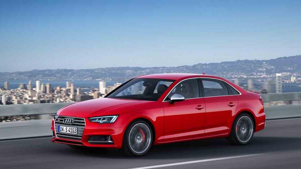 Comprar Audi S4 o BMW M3 (I)